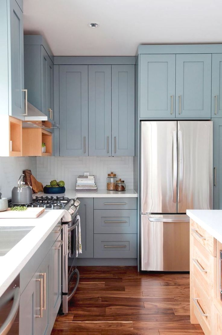 Creative Kitchen Cabinet Color Ideas - CHECK THE IMAGE for Various ...