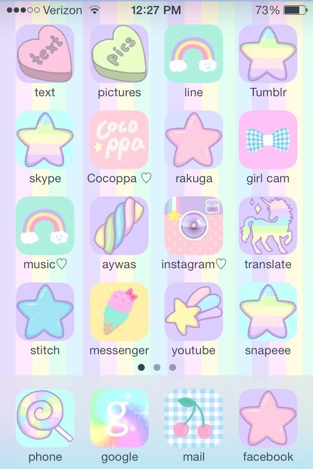 Photo Cute App Cute Kawaii Drawings Cute Icons
