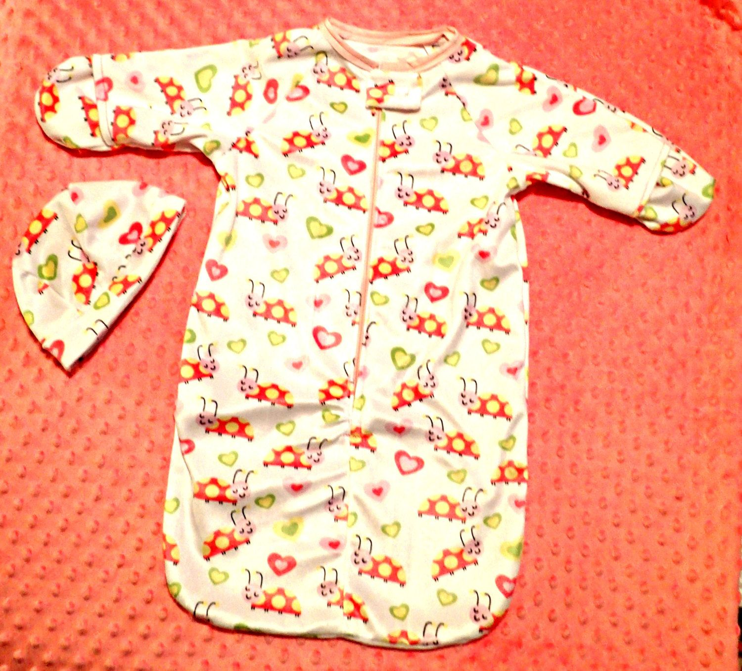 Newborn Baby Clothes Baby Girl Clothes Take Me Home Outfit