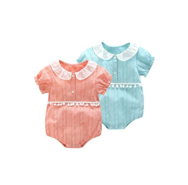bf10c2f21bc2 Doll Pom Pom Rompers