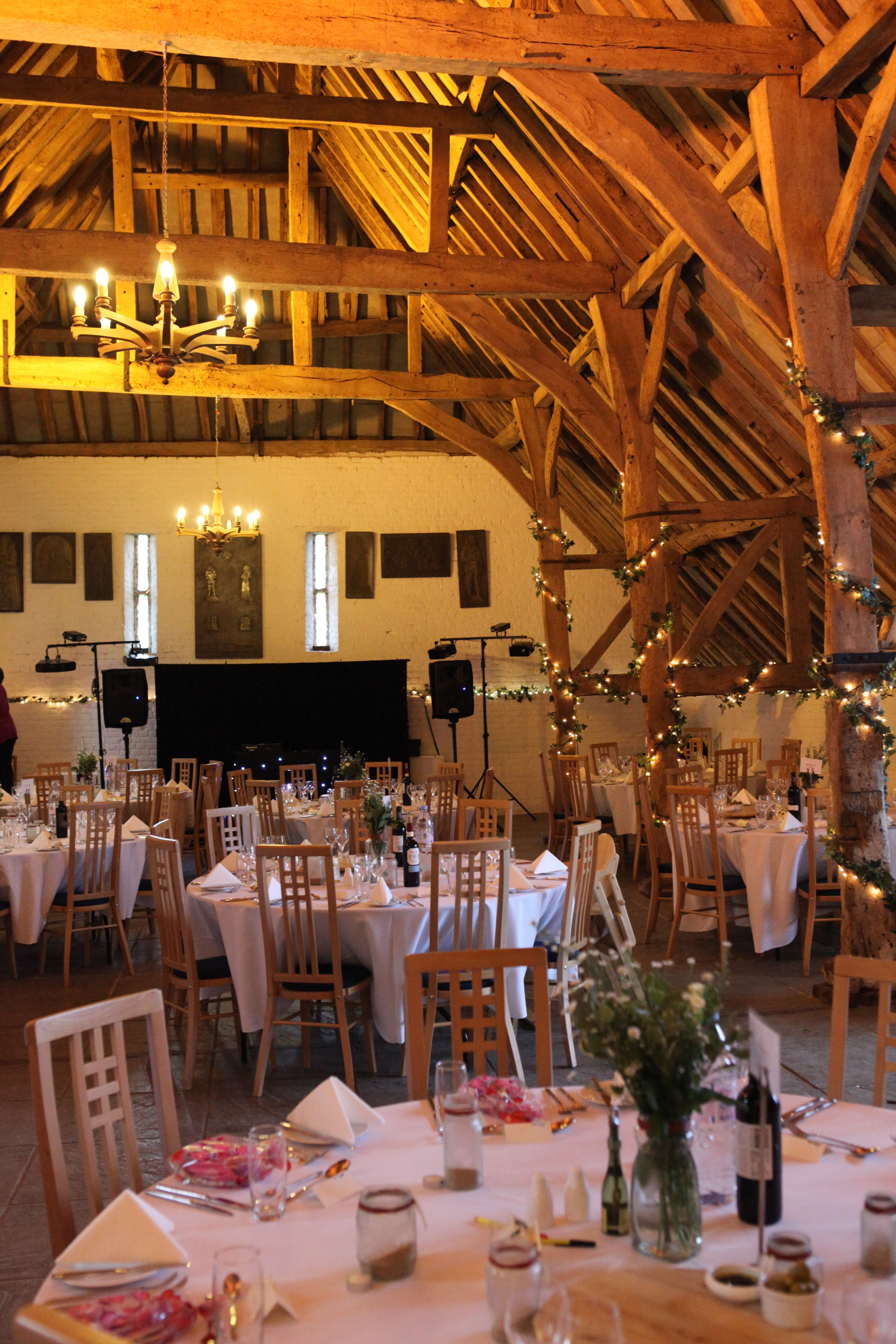 Tithe Barn At Ufton Court Perfect Setting For Every Wedding