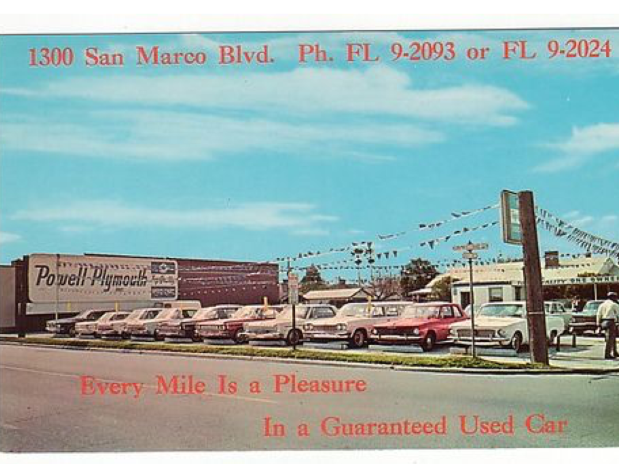 Powell Plymouth Dealership Jacksonville Florida Plymouth