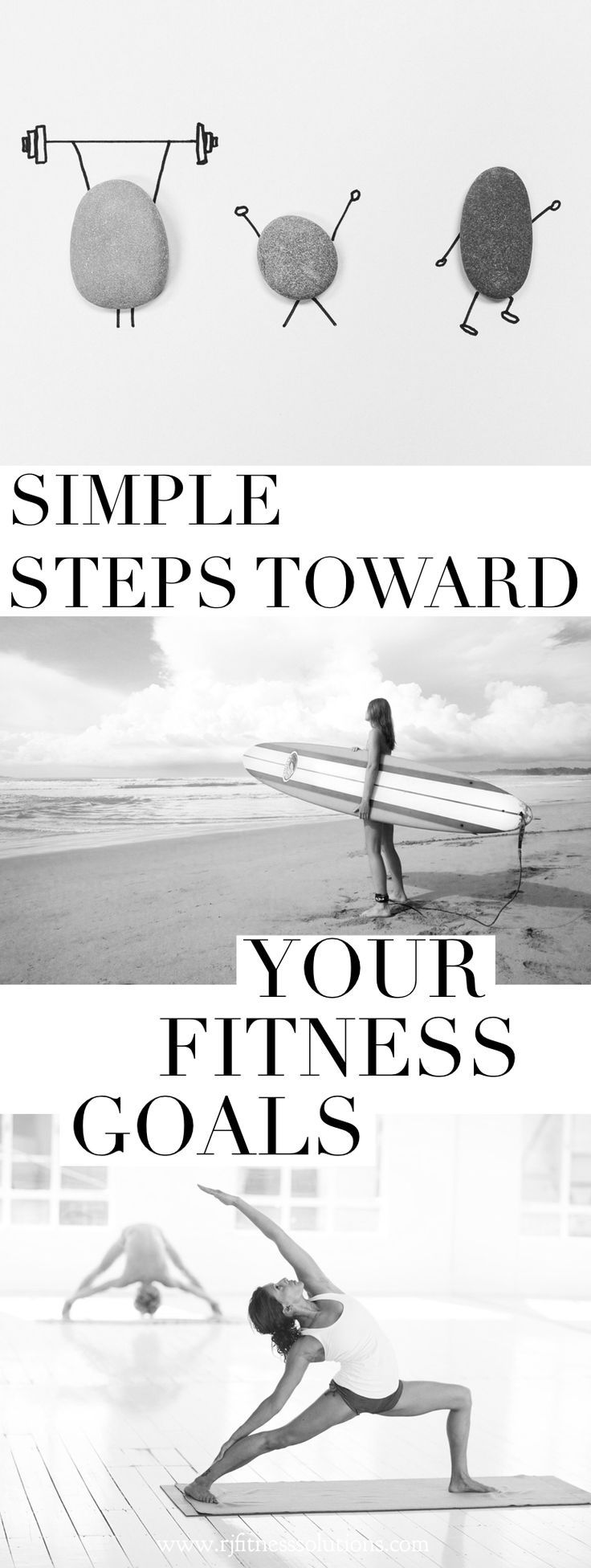 Simple Steps Toward Your Fitness Goals