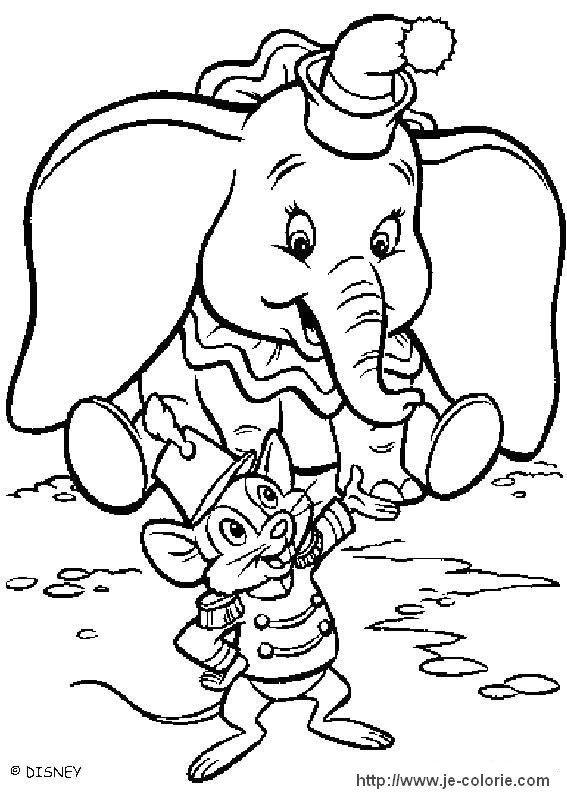 Beste Dumbo Malbuch Fotos - Ideen färben - blsbooks.com