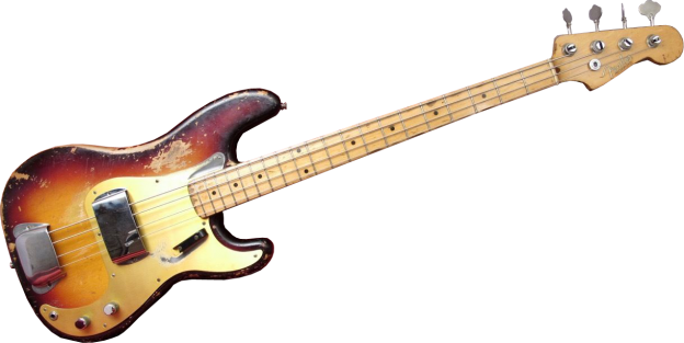 Antiques Collectables Free Png Images Bass Guitar Guitar Fender Precision Bass