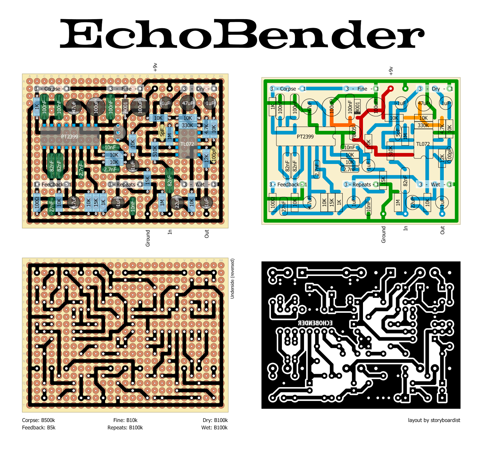 Today Marks The One Year Anniversary Of This Blog Thanks To How Build Electronic Circuit Everyone For Your Comments Verifying Layouts And Just Generally Being Really