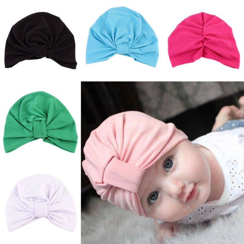 c10b264ee Click to Buy << 1-5 Years Baby Hat Winter Warm Boys Girls Caps ...
