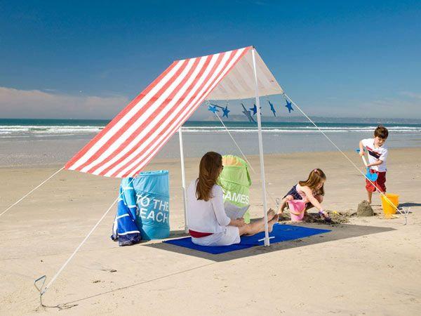 Beach Towel Craft Ideas Diy Gifts Beach Canopy Beach