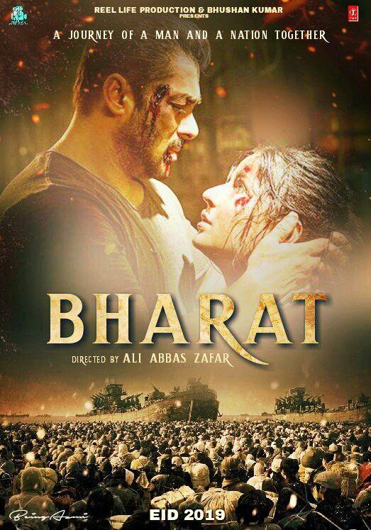 Bharat Made Fan Poster Salmankhan And Katrinakaif Full Movies