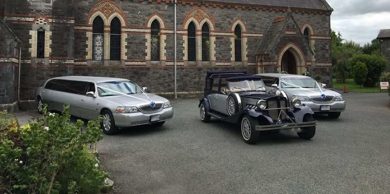Vintage Wedding Cars Dublin ) Limos Hire Meath ) KPCD