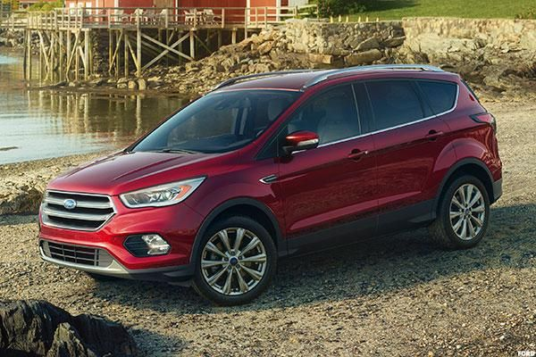 Ford F Uses Fordpass To Develop As A Tech Company Not Just An Automaker Ford Escape 2017 Ford Escape Ford Kuga
