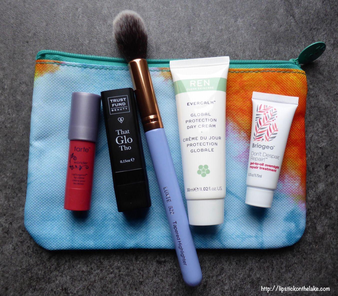 Ipsy April Glam Bag | Ipsy in 2019 | Ipsy glam bag, Makeup box, Makeup