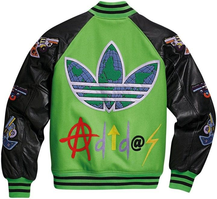 the best attitude dade3 b3d4d Adidas Varsity Jacket |