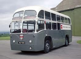 1953, BEA bus