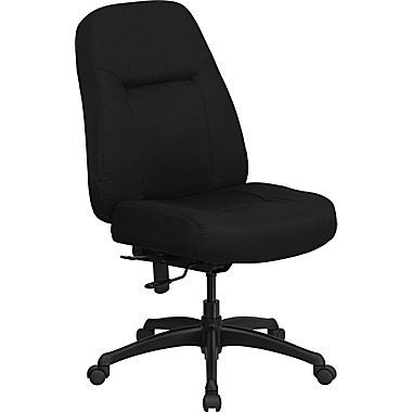 Best Flash Furniture Hercules Fabric Executive Big Tall Chair 400 x 300