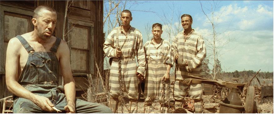 O Brother, Where Art Thou? (2000) Dir.: Joel Coen, Ethan Coen | Cinematographer: Roger Deakins