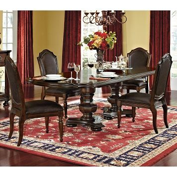 Chateau Emillion Dining Room 5 Pcdining Room  Value City Simple Value City Kitchen Sets Design Inspiration