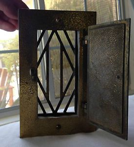 Cool old speakeasy Door Viewer & Vintage Speakeasy Door Viewer metal could be Brass | Pinterest ...