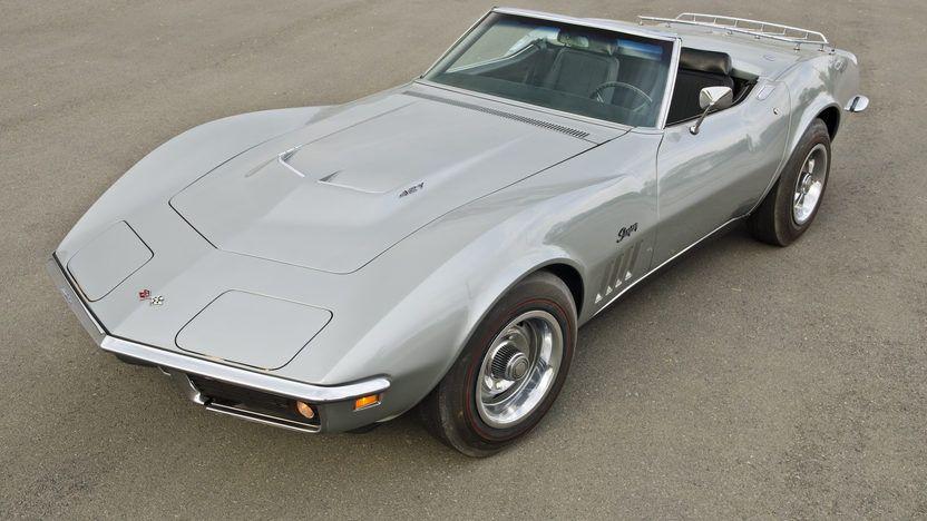 1969 Chevrolet Corvette Convertible 1 Corvette Convertible Chevrolet Corvette Corvette