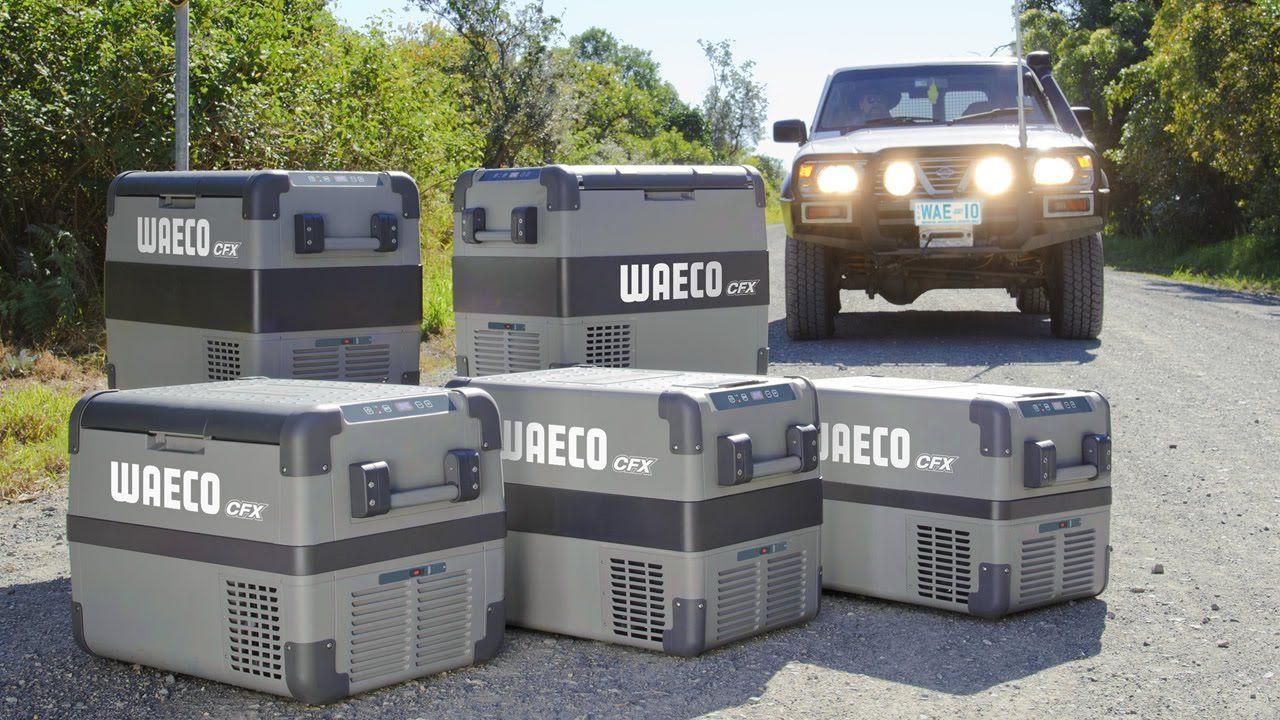 Waeco portable fridge/freezers are the market leaders in