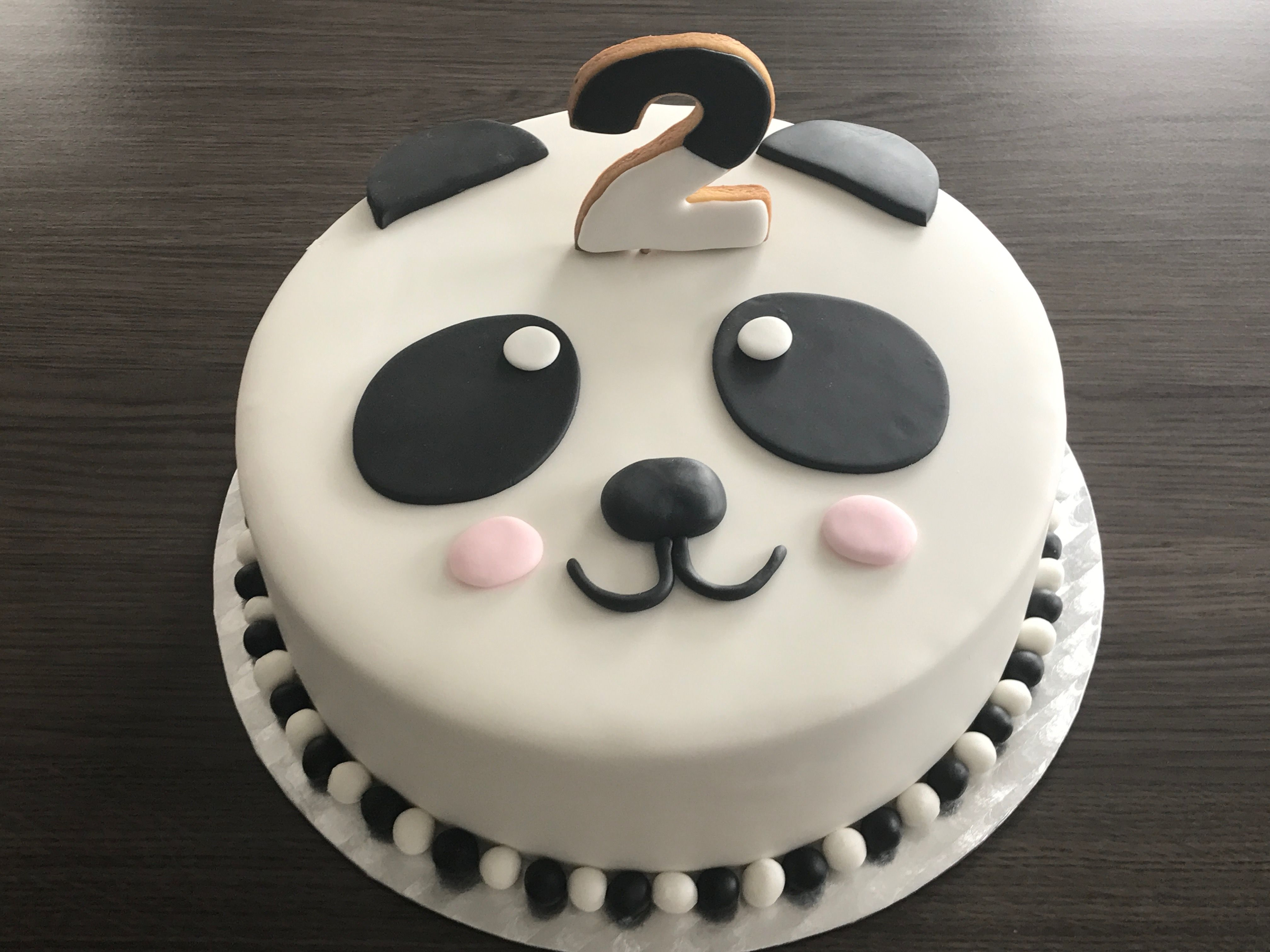 panda taart Panda taart | Panda | Pinterest | Panda, Cake and Birthdays panda taart