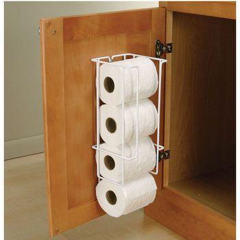 Bathroom Vanity Cabinet Toilet Roll Holder by Knape