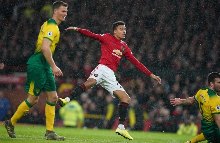 United 4 0 Norwich City In 2020 Manchester United Norwich City The Unit