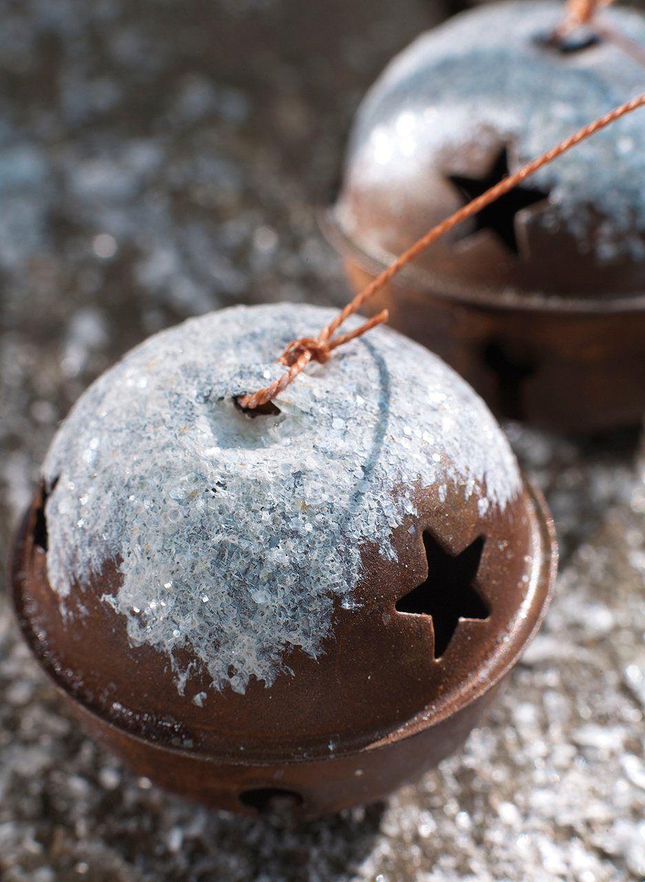 Cascabeles con acabado oxidado muy r sticos de los - Los penotes decoracion ...