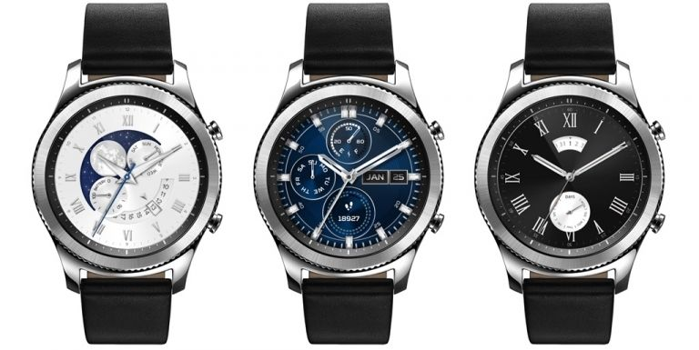 Gear S3 Classic Lte Launched In Korea Exclusive To Sk Telecom Samsung Gear Sk Telecom Samsung