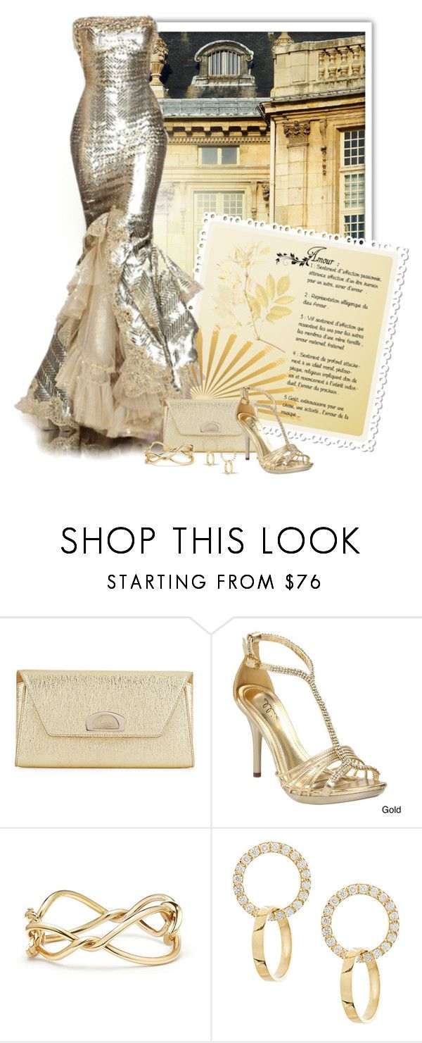 """""""Letter of Love"""" by stileclassico ❤ liked on Polyvore featuring Christian Louboutin, Ellie, David Yurman and Lana"""
