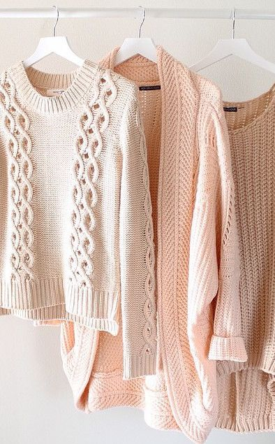 Nude and Blush Sweaters & Knits | Knitwear, Nude and Clothes