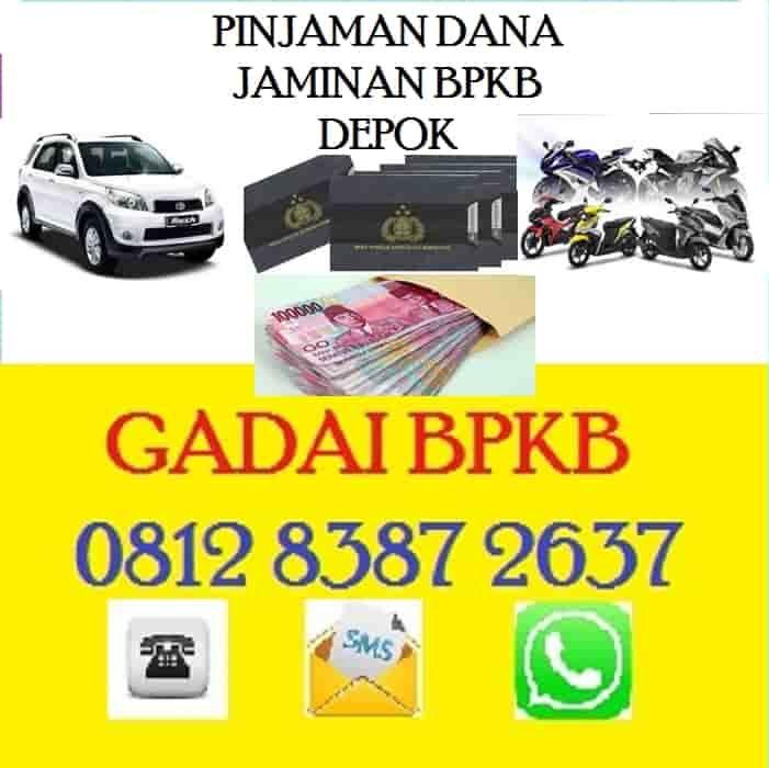 Gadai bpkb mobil di kota depok 081283872637 | Mobil ...
