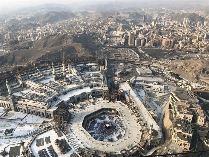 Abraj Al Bait Makkah Royal Clock Tower The Tower Info