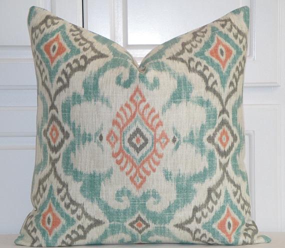 IKAT Decorative Pillow Cover