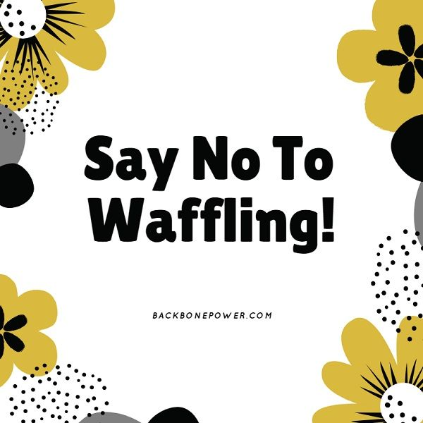 Waffling