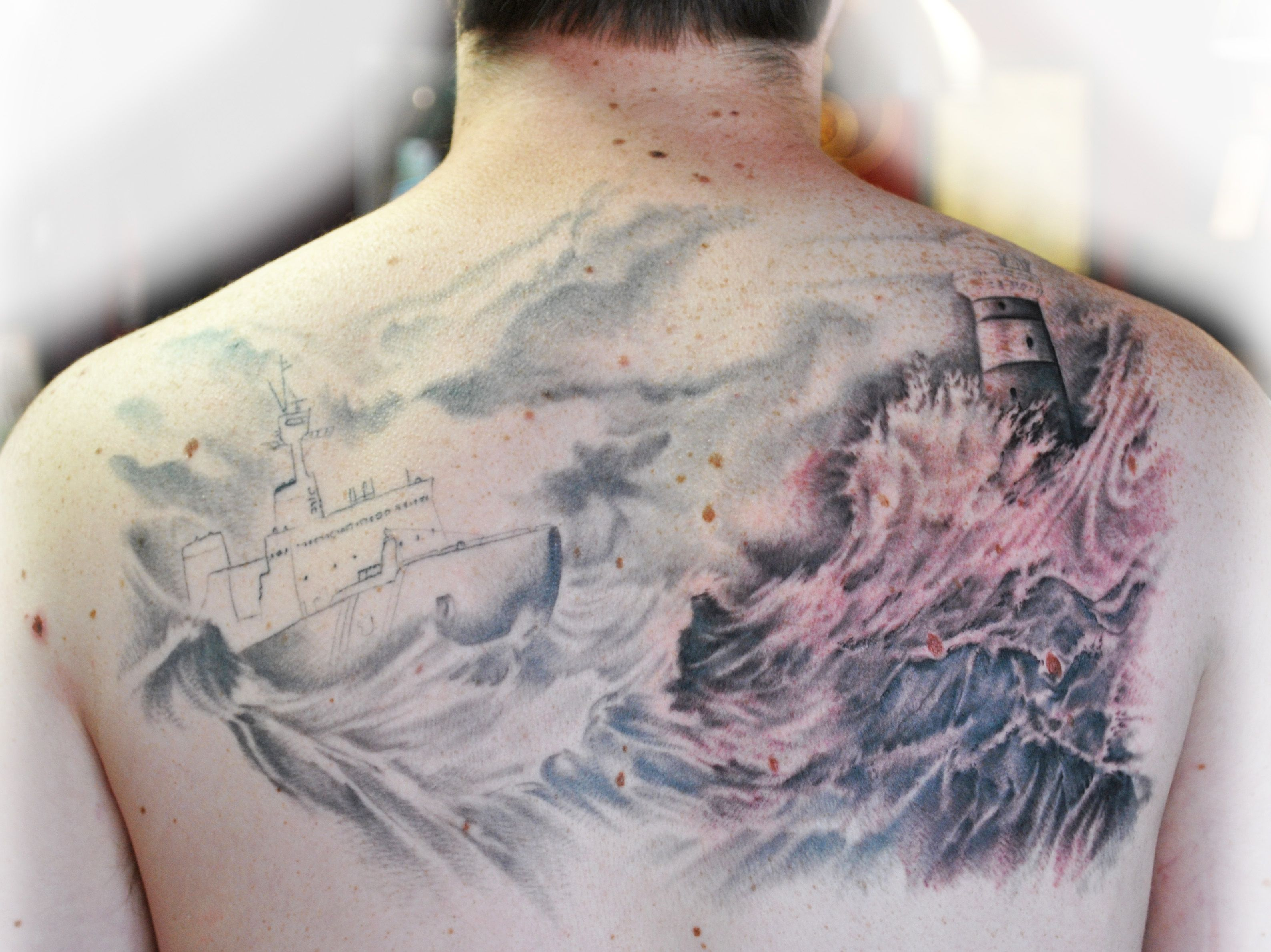 Pin on The Art of Brandon Roberts