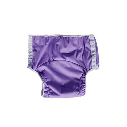Adult cloth diaper flat comfort!