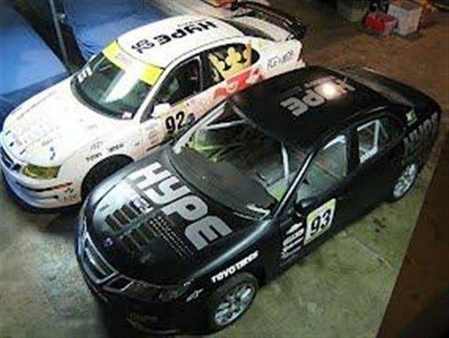 2005 Saab 9-3 RACE CAR TEAM