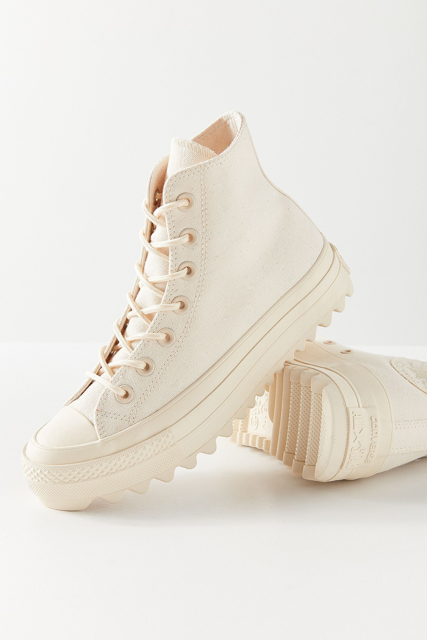8185b608970 Slide View: 1: Converse Chuck Taylor All Star Lift Ripple High Top Sneaker