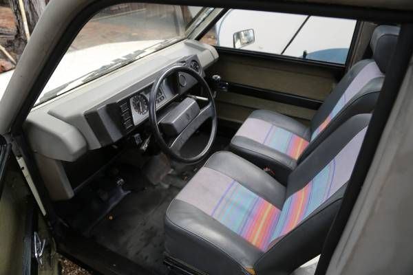 Rare Anywhere 1984 Renault Rodeo In California Rodeo Renault Classic Cars Online