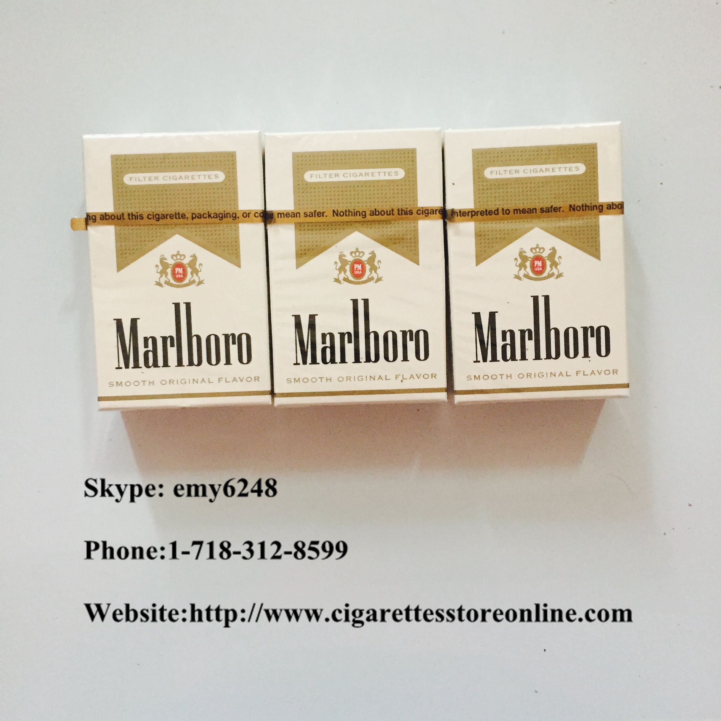 Marlboro Gold 100s Cigarettes | Cheap USA Cigarettes | Pinterest