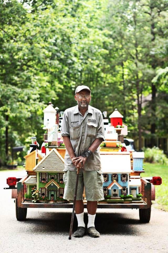 Best Eddie Jacobs The Birdhouse Man Of U S 401 North 400 x 300