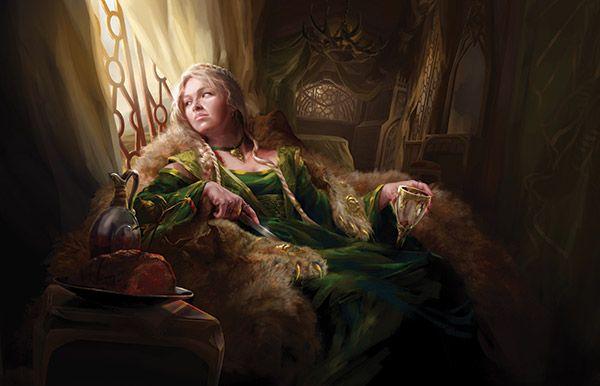 Fantasy Flight Games Game Of Thrones Art
