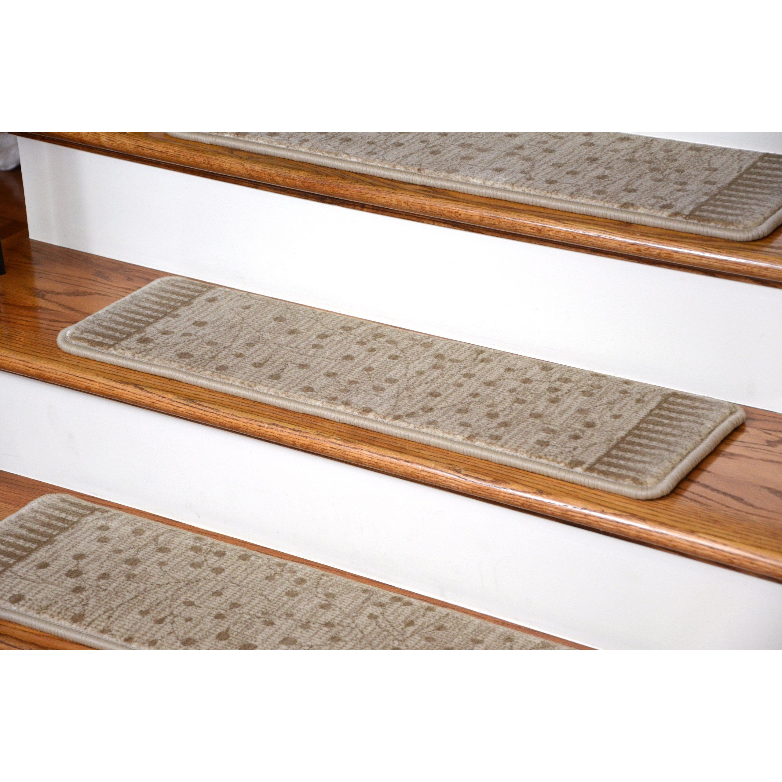 Best Dean Flooring Company Premium Carpet Stair Treads Ludlow 640 x 480