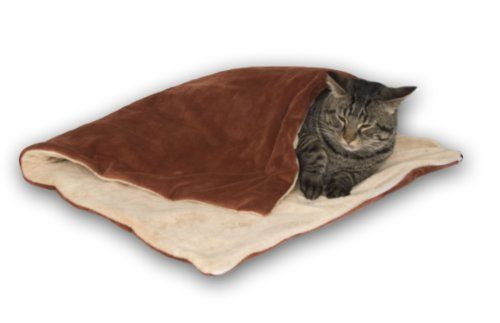 $56.85-$74.99 The K&H Thermo-Kitty Throw will be any cat's favorite warm spot. Whether you are on the go or relaxing at home, the 12 Volt thermostatically controlled blanket will keep your favorite feline warm and cozy. The Thermo-Kitty Throw includes both a standard household plug as well as a car adaptor for easy travel. Recommended for indoor use.