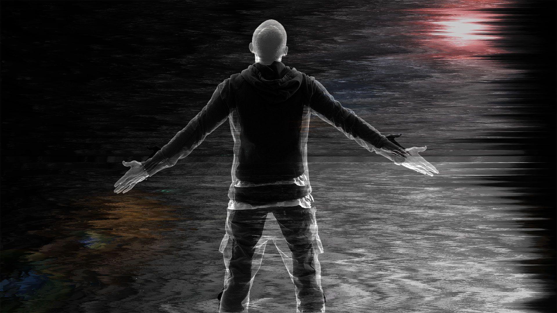Eminem 's Rap God Album Art edited. | Meeuuzziikkk ...  Eminem 's R...