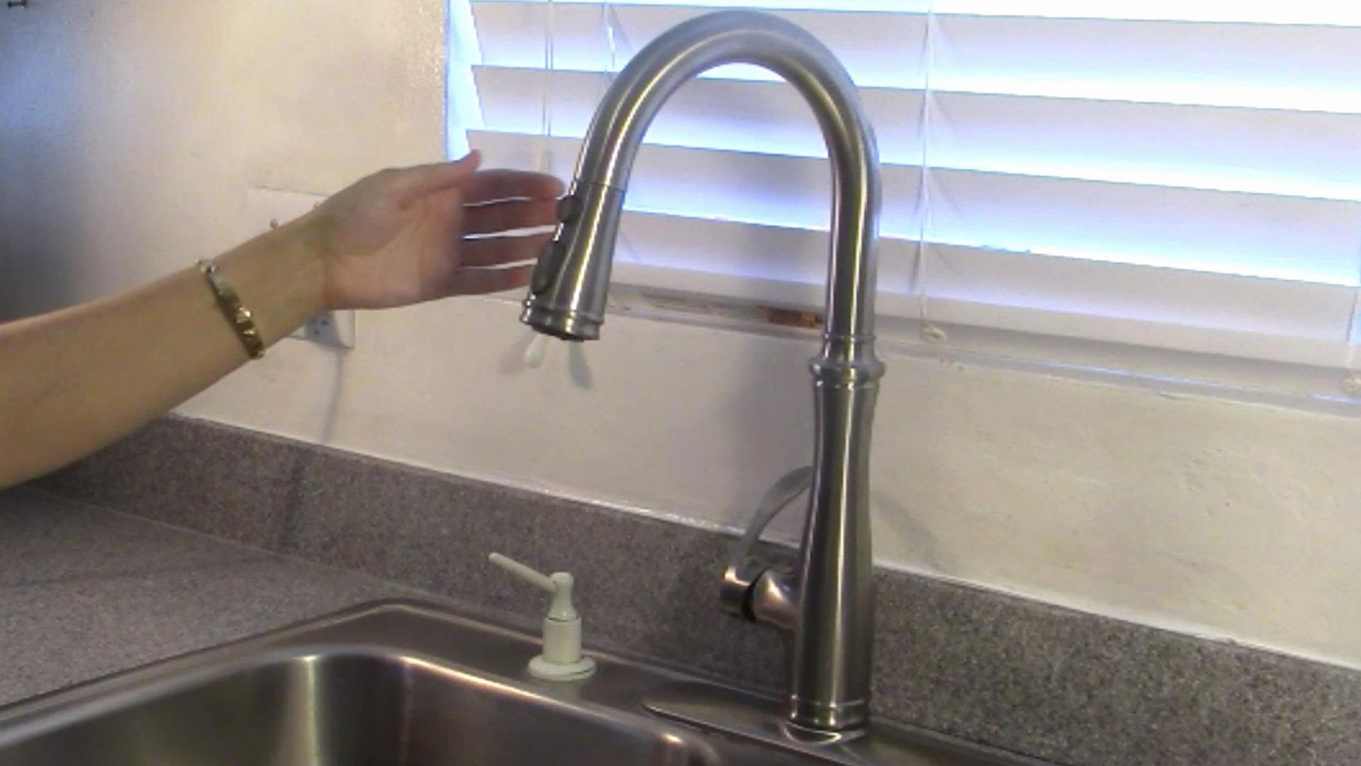 Touchless Faucet Kitchen Inspirational Touch Free Kitchen Faucet