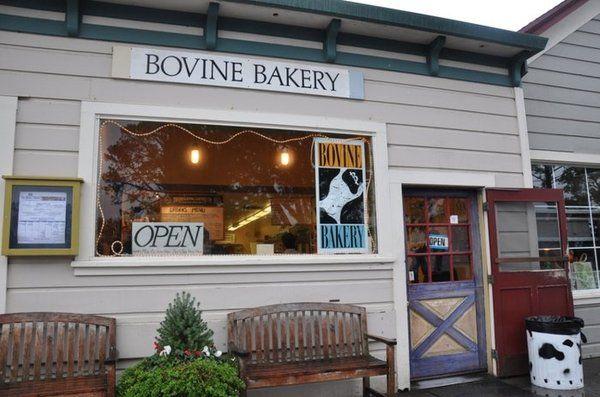 Bovine Bakery Morning Buns California Camping Point Reyes Station Bodega Bay Camping