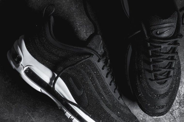 air max swarovski noir