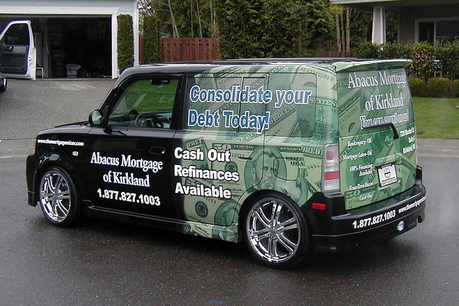 How to Save Money on Your Next Vehicle Wrap Car wrap